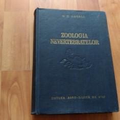 ZOOLOGIA NEVERTEBRATELOR-V.F.NATALI