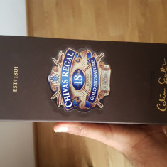 Chivas Regal 18 Years Gold Edition - Whisky