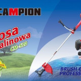 MOTOCOASA CAMPION 5.5 CP – 5 MODURI DE TAIERE + ACCESORII - Motocositoare