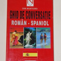 Ghid de conversatie niculescu Roman - Spaniol