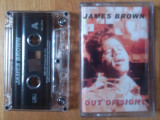 caseta audio James Brown - Out of Sight