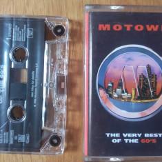 Caseta audio Motown - The Very Best of the 60's - Muzica R&B Altele, Casete audio