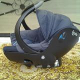 Bebe Confort Creatis + adaptori, scoica / scaun copii auto (0-13 kg)