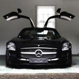 Lichidare ! Ochelari soare Mercedes unisex - Ray Ban, aviator, Metal, Polarizare, Polarizate
