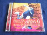 Various - Street Vibe 6 _ dublu cd , compilatie _ Sony (UK), sony music