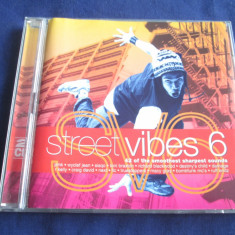 Various - Street Vibe 6 _ dublu cd, compilatie _ Sony (UK) - Muzica R&B sony music