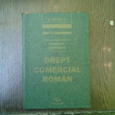 Drept comercial roman - Stanciu D. Carpenaru - Carte Drept comercial
