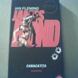 Ian Fleming - CARACATITA { James Bond 007 } / 2010 - Carte politiste