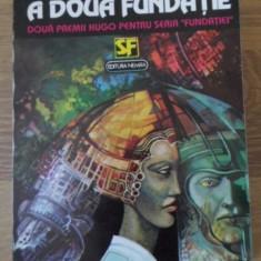 A Doua Fundatie - Isaac Asimov, 399035 - Carte SF