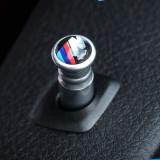Pini blocare/deblocare usi BMW M silver metalice