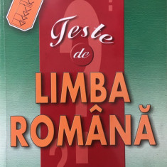 Teste de LIMBA ROMANA pentru admiterea in invatamantul superior - Vasile Lungu - Teste admitere facultate