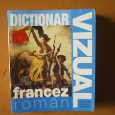 Francez - roman dictionar vizual 6000 cuvinte si expresii Bucuresti 2010