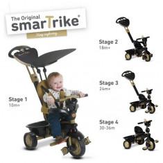 Tricicleta copii Smart Trike 4 in 1 Gold Dream