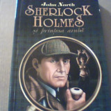 John North - SHERLOCK HOLMES SI PRINTESA ARABA { 2005 } - Carte politiste