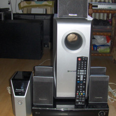 Sistem home cinema LG blu-ray 3D smart 5.1 HX806TH