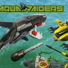 LEGO 7773 Tiger Shark Attack - LEGO City