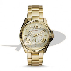 Ceas dama Fossil AM4570, Analog