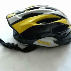Casca cu viziera OAMTC Quality Control; marime S/M (52-58 cm) - Accesoriu Bicicleta