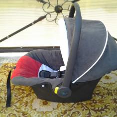 Cosy Nest, scoica / scaun copii auto (0-13 kg) - Scaun auto copii, 0+ (0-13 kg), Opus directiei de mers