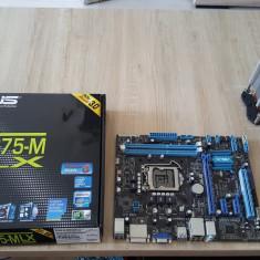 Vand Kit Procesor i5 2400 & placa de baza Asus P8B75-M LX + Cooler Thermaltake
