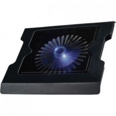 Cooler laptop Spacer SPNC 883 17 Black