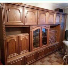 Dulap sufragerie - Set mobila living