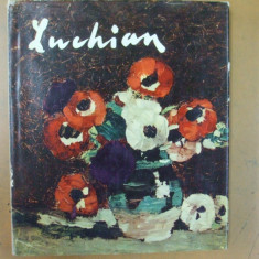 Luchian Stefan album pictura Bucuresti 1962 40 ilustratii V. Dragut