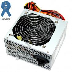 Sursa MS-TECH 450W MS-N450-SYS Rev.B 4xSATA 3xMolex 1xPCI-e 80+ PFC GARANTIE !!!