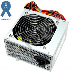 Sursa MS-TECH 450W MS-N450-SYS Rev.B 4xSATA 3xMolex 1xPCI-e 80+ PFC GARANTIE !!! - Sursa PC MS Tech, 450 Watt