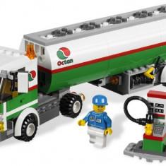LEGO 3180 Tank Truck - LEGO City