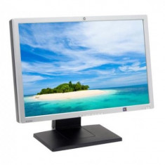 Monitor 24 inch LCD, HP LA2465WG, Full HD, Silver & Black, SoundBar - Monitor LCD