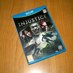 Joc Nintendo Wii U - Injustice: Gods Among Us - Jocuri WII U
