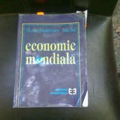 ECONOMIE MONDIALA - STERIAN DUMITRESCU - Carte despre fiscalitate