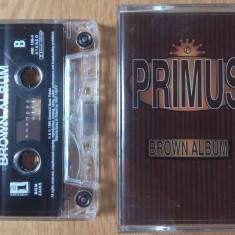 Caseta audio Primus - Brown Album - Muzica Rock universal records, Casete audio