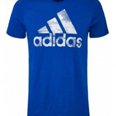 Tricou Adidas Bos Foil -Tricou Original-Tricou Barbat Bumbac- CD9210, S, Maneca scurta