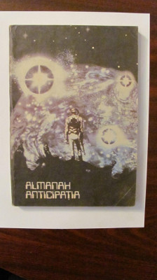 CY - Almanah ANTICIPATIA 1987 foto