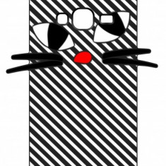 Husa silicon TPU Samsung Galaxy J3 (2016) J320 3D Kitten