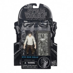Han Solo (with Carbonite) 10 cm, Black Series 2015