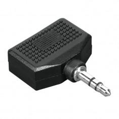Adaptor audio stereo 43353 Hama, 3.5 mm