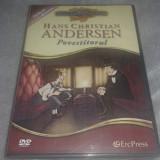 Hans Christian Andersen - Povestitorul - 10 DVD-uri Desene Dublate Romana