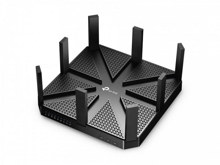 Router wireless TP-LINK Gigabit Talon AD7200 Tri-Band foto mare