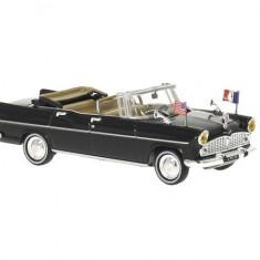 Macheta auto Simca Chambord V-8 AB-P -President Kennedy 1961, 1:43 Norev