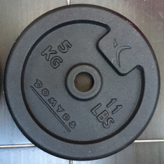 Greutate sport disc 5 kg