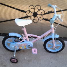 Disney Princess Roz bicicleta copii 12