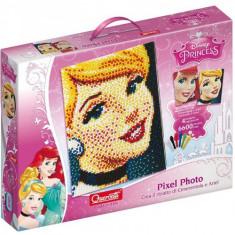 Fantacolor Pixel Disney Princess - Jocuri arta si creatie Quercetti