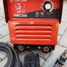 Aparat sudura. TITAN PIS 300. Invertor sudura Profesional. 300A