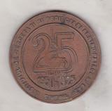 Bnk mdl Medalia ICPPG Campina 1950-1975 - unifata