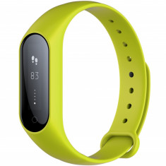 Bratara fitness iUni Y3, Bluetooth, display OLED, Notificari, Pedometru, Monitorizare Sedentarism, Puls, Oxigen sange, Green