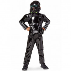 Costum DISNEY Star Wars Imperial Trooper - Costume Baieti, Copii - 100% AUTENTIC