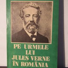 PE URMELE LUI JULES VERNE IN ROMANIA-SIMION SAVEANU - Biografie
